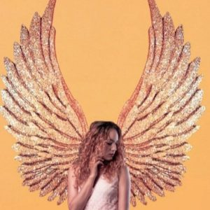 بال فرشته رنگی