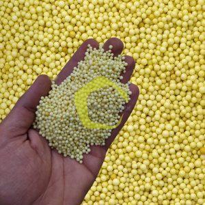 گرانول دانه ریز زرد